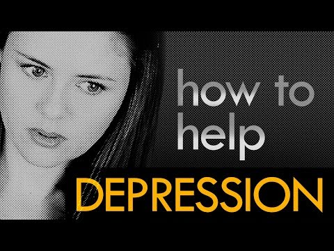 How To (Actually) Help Someone Who's Depressed