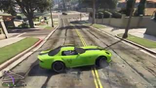 отечественный автопром в деле ( GTA 5 ONLINE )