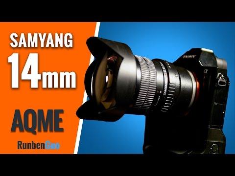 Mi Objetivo Favorito: SAMYANG 14mm f/2.8 - AQME