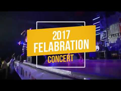 Download Reminisce performance with Ola dips in Felabration