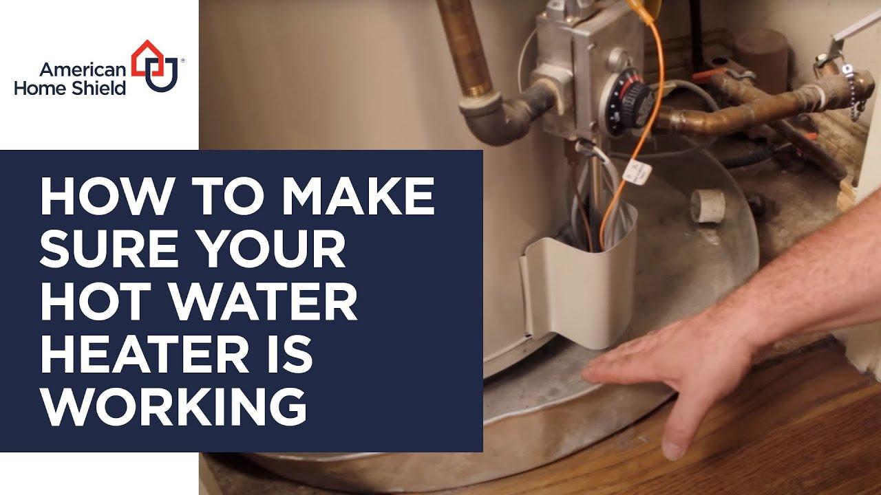 Plumbing Repair - Hot Water Heater Problems