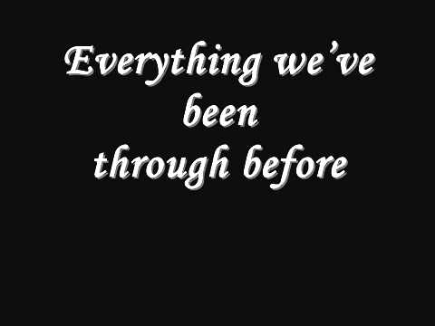 MYMP - ONLY REMINDS ME OF YOU LYRICS