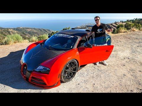 Ensamblaje De Bugatti Videos De Ensamblaje Del Bugatti