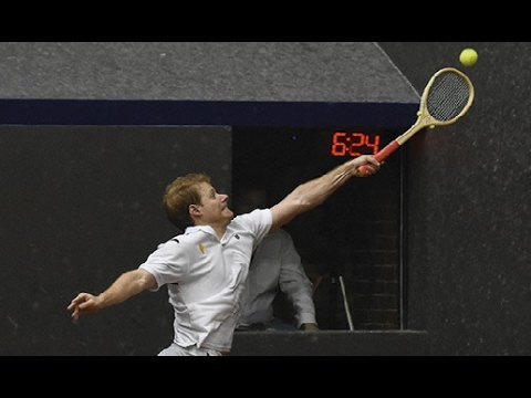 Epic Real Tennis Rallies (Rests) Compilation