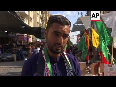Hamas to accept conditions for ending political split; Fatah reax