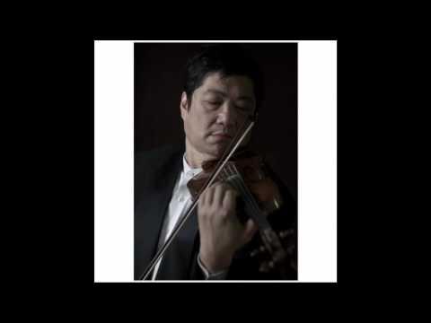 Arnold Steinhardt, Xiaofu Zhou, MOZART~ Sinfonia Concertante , K.364 -  Part 1