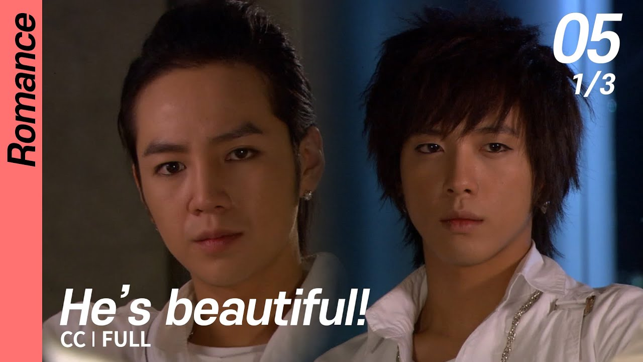 Download [CC/FULL] He's beautiful! EP05 (1/3)   미남이시네요