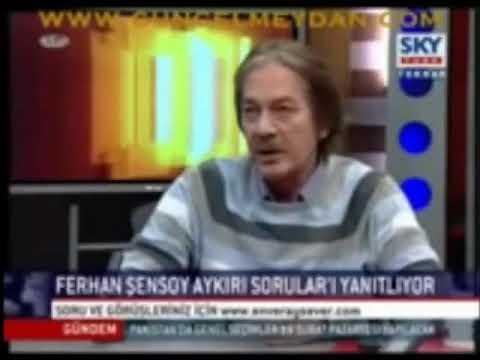 Ferhan Şensoy, Haldun Taner'den aldığı yazarlık dersini anlatıyor