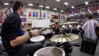 Download Drumming with 500 String Players! Coldplay & Beatles Live Covers! MP3 song and Music Video