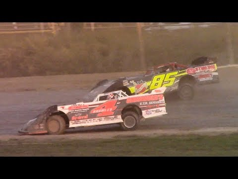 Topless RUSH Crate Late Model B-Main | Genesee Speedway | 9-16-18
