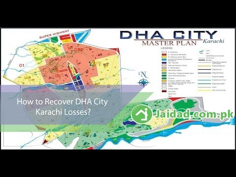 How to recover DHA City Karachi Loss by investing in DHA projects specially DHA Bahawalpur by jaidad