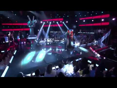 Ricky Martin Performs Come With Me at La Voz Kids HD