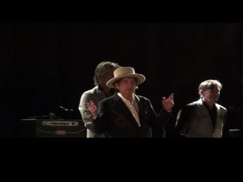 April 28, 2016 Yokohama, Japan - Bob Dylan D2037