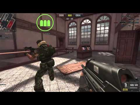 Point Blank Garena Thailand - OLD LIBRARY EP03