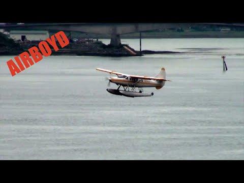 DeHavilland Super Otter Takeoff N337AK