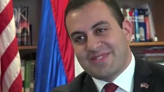 «Ամենահզոր ռեսուրսը, որ Հայաստանն ունի, իր ժողովուրդն է»,  ասում է դեսպան Ջերեջյանը