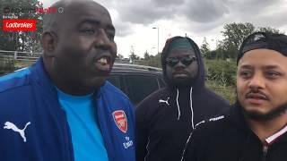 Troopz & Kelechi Predictions  l Stoke v Arsenal Roadtrip