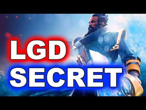 SECRET vs PSG.LGD - EU LAST CHANCE! - MDL MAJOR DOTA 2