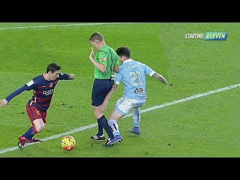 10 Teknik Yang HANYA Ditemukan Oleh Lionel Messi