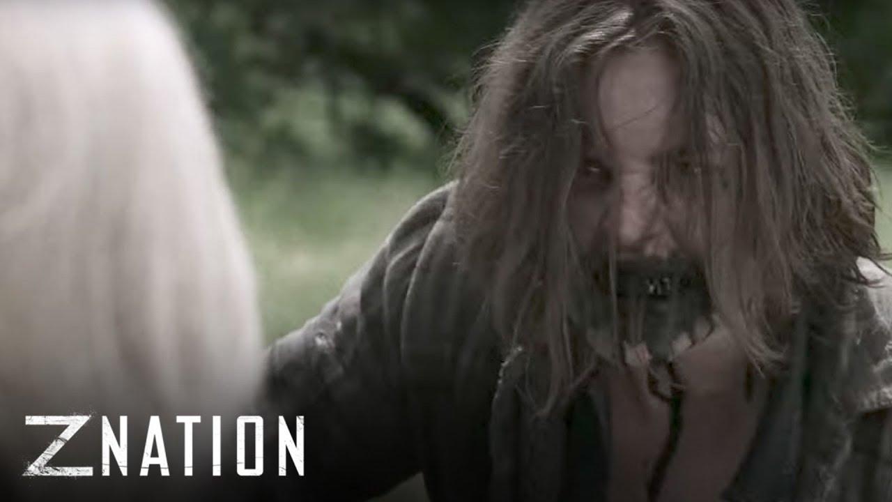 Z NATION | Season 4, Episode 1: All of The Zombie Kills | SYFY - YouTube