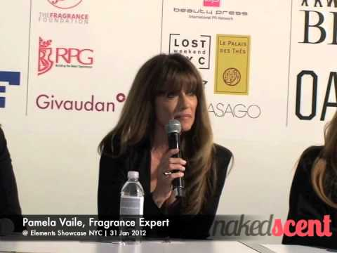 Pamela Vaile on What Consumers Want in a Fragrance | Elements Showcase NYC 2012