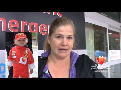 Friends of Ferrari racing to beat pediatric cancer at Surrey Memorial Hospital