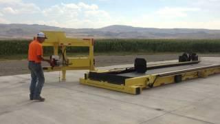 1230 Transformer Portable Truck Scale