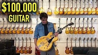 this guitar costs as much as a house