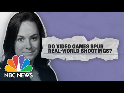 Fact Check: Do Violent Video Games Spur Mass Shootings? | NBC News