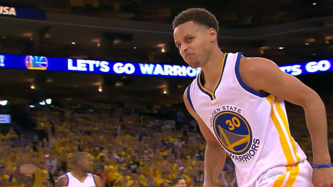 2015 NBA Finals Game5 Warriors vs Cavaliers Stephen Curry Highlights - YouTube