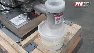 IOPAK Loss in Weight Benchtop Screw Auger Doser ZZL-20-SZ-ST-2D [20989]
