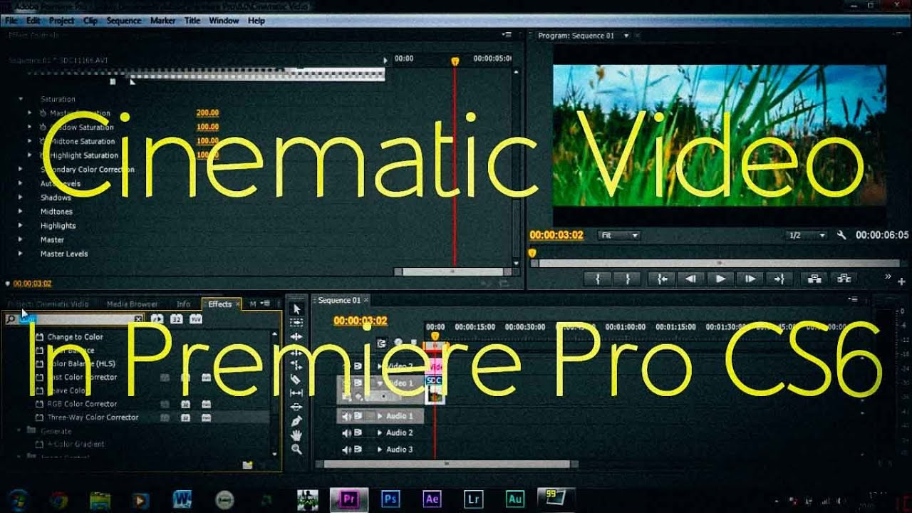 3ad6ccb914 How To Make Video Cinematic!