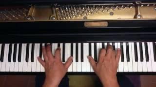 Tutorial piano y voz Solamente tu ( Pablo Alborán )
