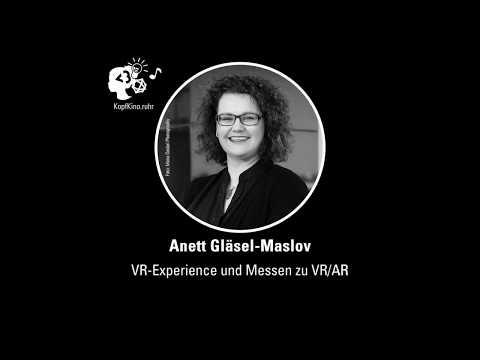 KK09: VR-Experience und AR- / VR-Messen (Mit Anett Gläsel-Maslov)