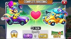 Dragon City: S Rank Dragon vs Speed Racer Dragon [EXCLUSIVE BREEDING] 😱