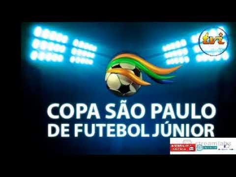 Copa São Paulo de Futebol Junior  Copinha 2020(Narração ao vivo 09/01)