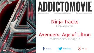 Avengers: Age of Ultron - Web Site Music (Ninja Tracks - Conversions)