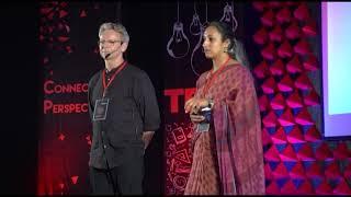 Reviving the Ancient Art   Japneet and Gary Keith and Hambleton   TEDxGGDSDCollege
