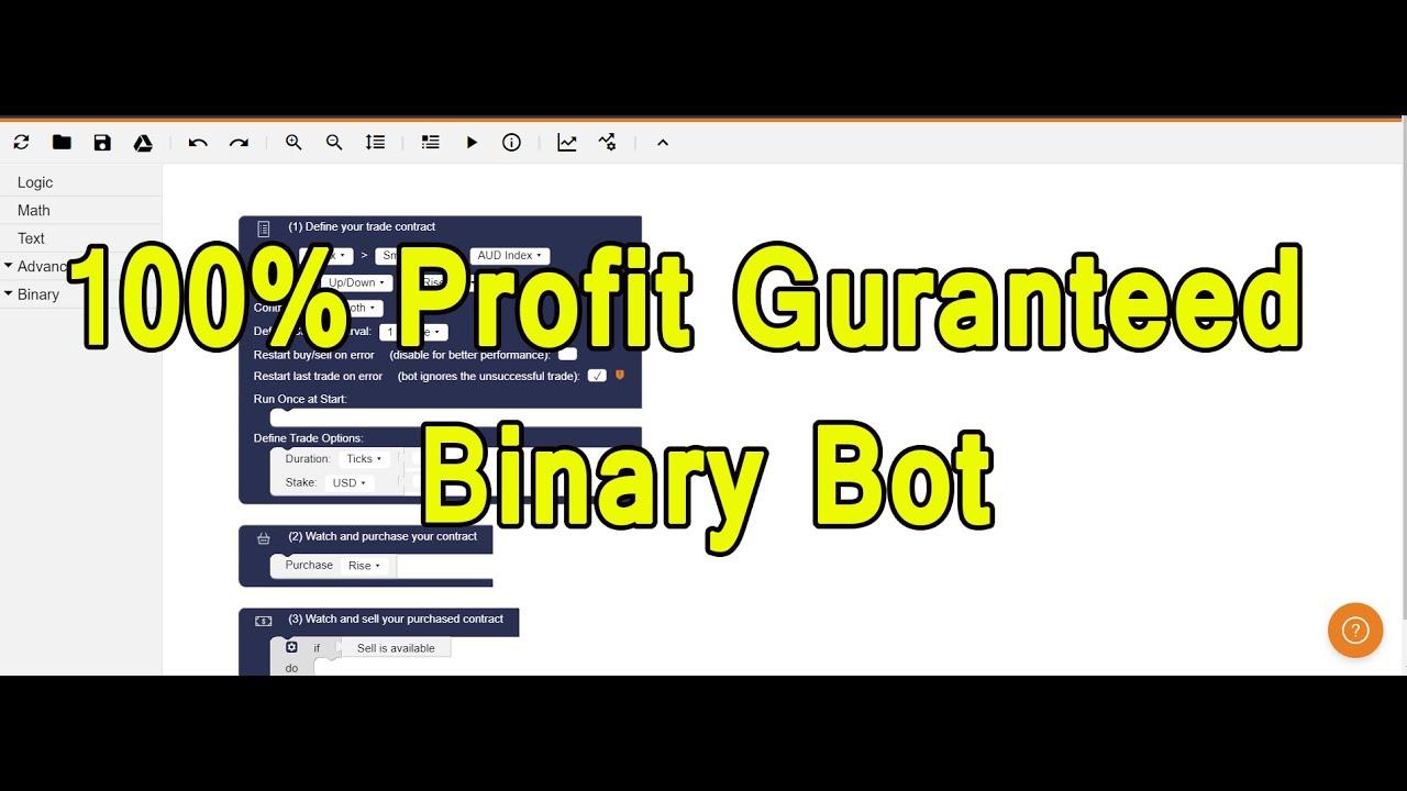 100 profit a bináris opciókból