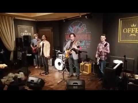 Aki Kumar & Rockin' Johnny Burgin with The Jumping Cats - Indian Blues
