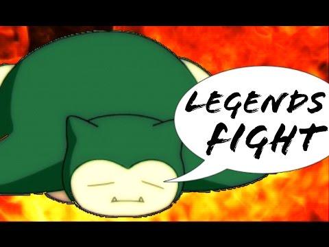 DCUO - Melo vs Monsta Legends Fight as Zeus Snores
