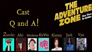 The Adventure Zone Project Q and A Special!