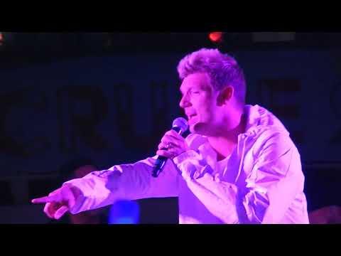 BSB Cruise 2018 - Millennium Night - I Need You Tonight