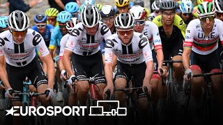 La Fleche Wallonne Men's 2020 - Highlights | Cycling | Eurosport