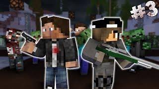 ХОДЯЧИЕ МЕРТВЕЦЫ в Minecraft - ГОЛОД - 3 Серия. Незнакомка | Майнкрафт Сериал