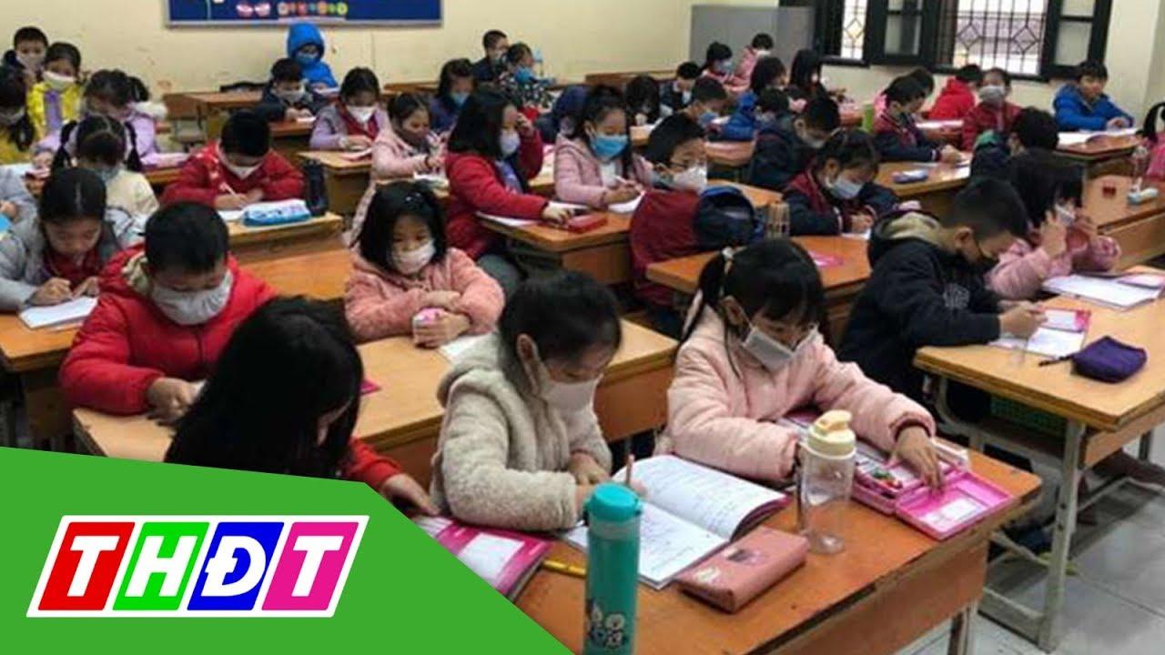 Hà Nội: Học sinh mầm non tới THPT nghỉ thêm 1 tuần | THDT