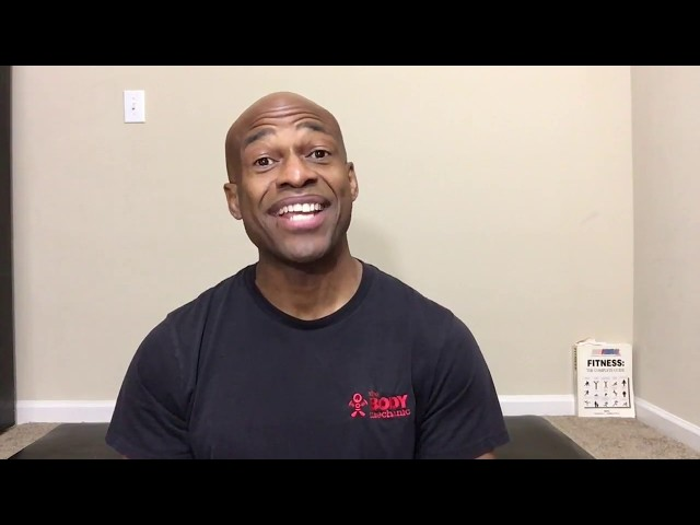 Prehab Therapy Introduction with Jeff Wooten.