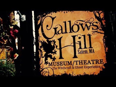 A Trip to Boston MA | Salem GHOST Tour