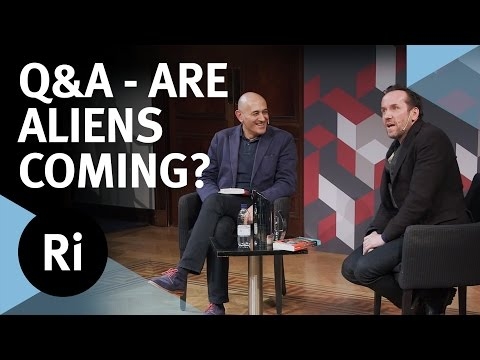 Q&A  The Aliens Are Coming! with Ben Miller