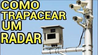 Como trapacear um radar-Jeferson 108